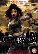 La locandina del film BloodRayne 2