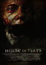 La locandina del film House of Fears