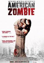 La locandina del film American Zombie