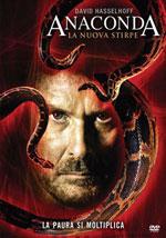 La locandina del film Anaconda 3 - La Nuova Stirpe