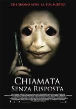 La locandina del film Chiamata senza risposta