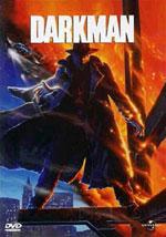 La locandina del film Darkman