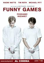 La locandina del film Funny Games - Possiamo iniziare?