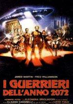 La locandina del film I Guerrieri dell'anno 2072