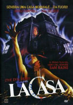 La locandina del film La Casa