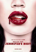 La locandina del film Jennifer's Body