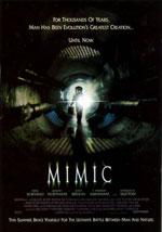La locandina del film Mimic