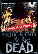 La locandina del film Le Notti erotiche dei morti viventi