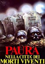 La locandina del film Paura nella città dei morti viventi