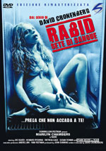 La locandina del film Rabid - Sete di sangue
