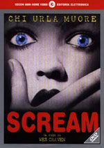 La locandina del film Scream - Chi Urla Muore