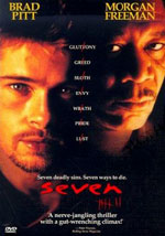 La locandina del film Seven
