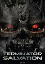La locandina del film Terminator 4