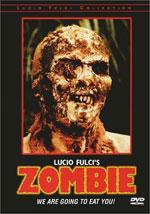 La locandina del film Zombi 2