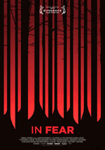 La locandina del film In Fear