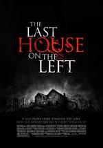 La locandina del film L'ultima casa a sinistra