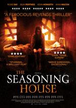 La locandina del film The Seasoning House