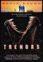 La locandina del film Tremors - Tremori