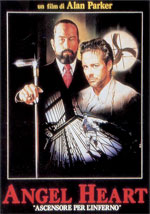 La locandina del film Angel Heart - Ascensore per l'Inferno