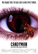 La locandina del film Candyman - Terrore dietro lo Specchio