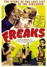 Il poster di Freaks