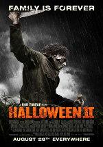 La locandina del film H2: Halloween 2