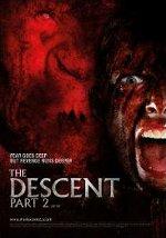 La locandina del film The Descent: Part 2