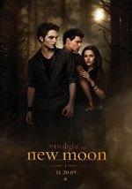 La locandina del film Twilight 2 - New Moon