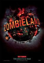 La locandina del film Benvenuti a Zombieland