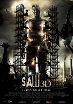 La locandina del film Saw 7 3D: Il Capitolo Finale