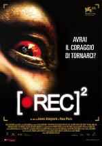 La locandina del film [REC] 2