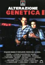 La locandina del film Alterazione Genetica II