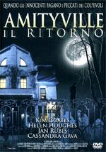 La locandina del film Amityville: Il ritorno