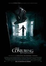 La locandina del film The Conjuring 2: il caso Enfield