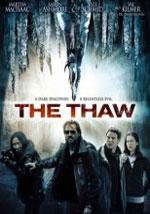 La locandina del film La Creatura dei Ghiacci: The Thaw
