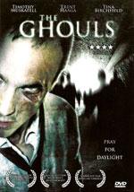 La locandina del film Cannibal Dead: The Ghouls