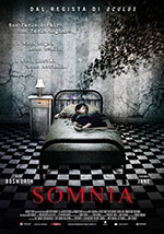 La locandina del film horror 2016 Somnia (Before I Wake)
