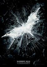 La locandina del film Batman 3: Il Ritorno del Cavaliere Oscuro
