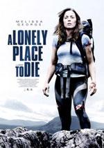 La locandina del film A Lonely Place to Die