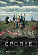 La locandina del film Spores