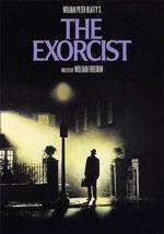 Il poster di L'Esorcista