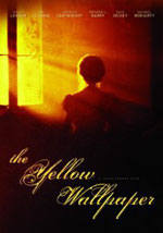 La locandina del film The Yellow Wallpaper