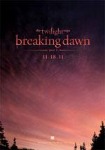La locandina del film Twilight 4 - Breaking Dawn