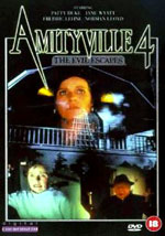 La locandina del film Amityville Horror: la fuga del diavolo