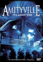La locandina del film Amityville 1992