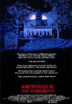 La locandina del film Amityville Possession