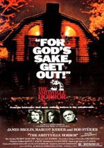 La locandina del film Amityville Horror