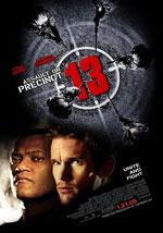 La locandina del film Assault on Precinct 13