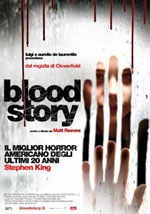 La locandina del film Blood Story