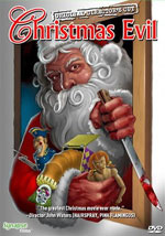 La locandina del film Christmas Evil